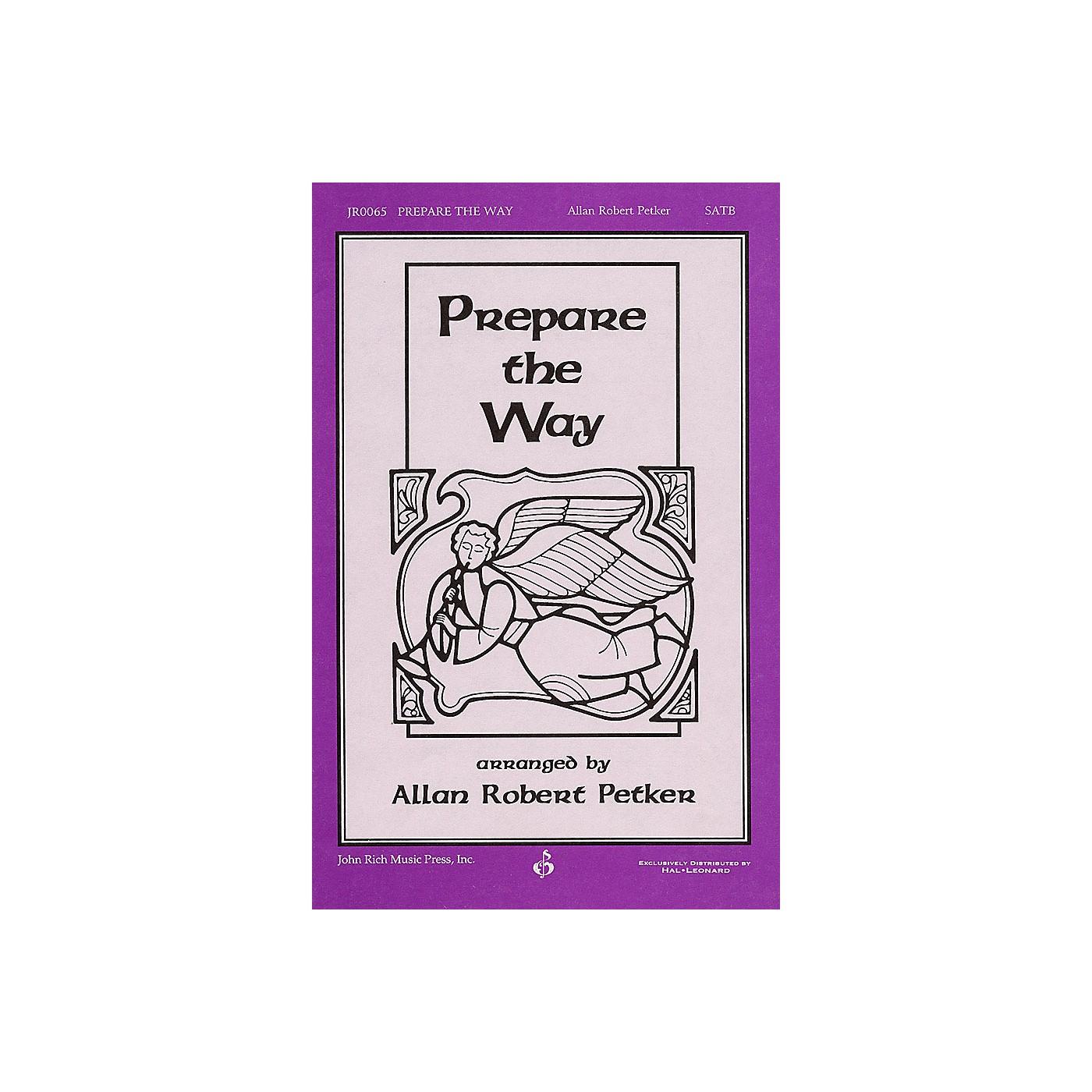 Pavane Prepare the Way SAB Arranged by Allan Robert Petker thumbnail