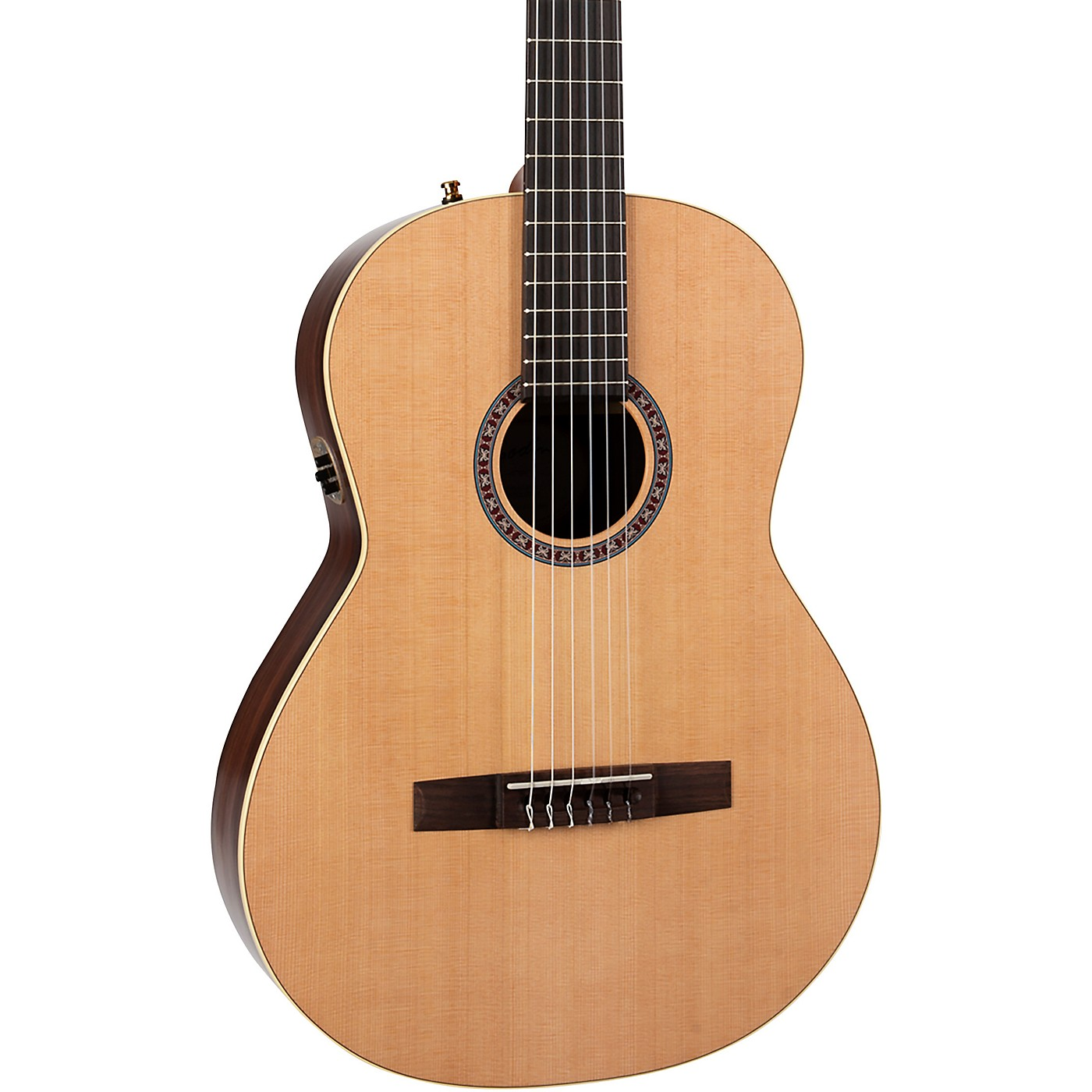 Godin Presentation QIT Nylon-String Acoustic-Electric Guitar thumbnail