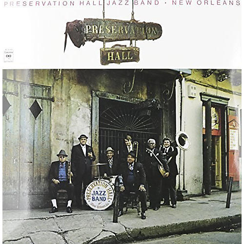 Alliance Preservation Hall Jazz Band - New Orleans thumbnail