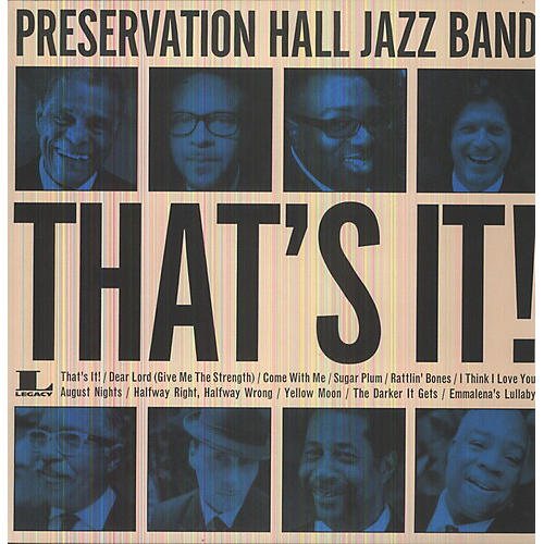 Alliance Preservation Hall Jazz Band - That's It thumbnail