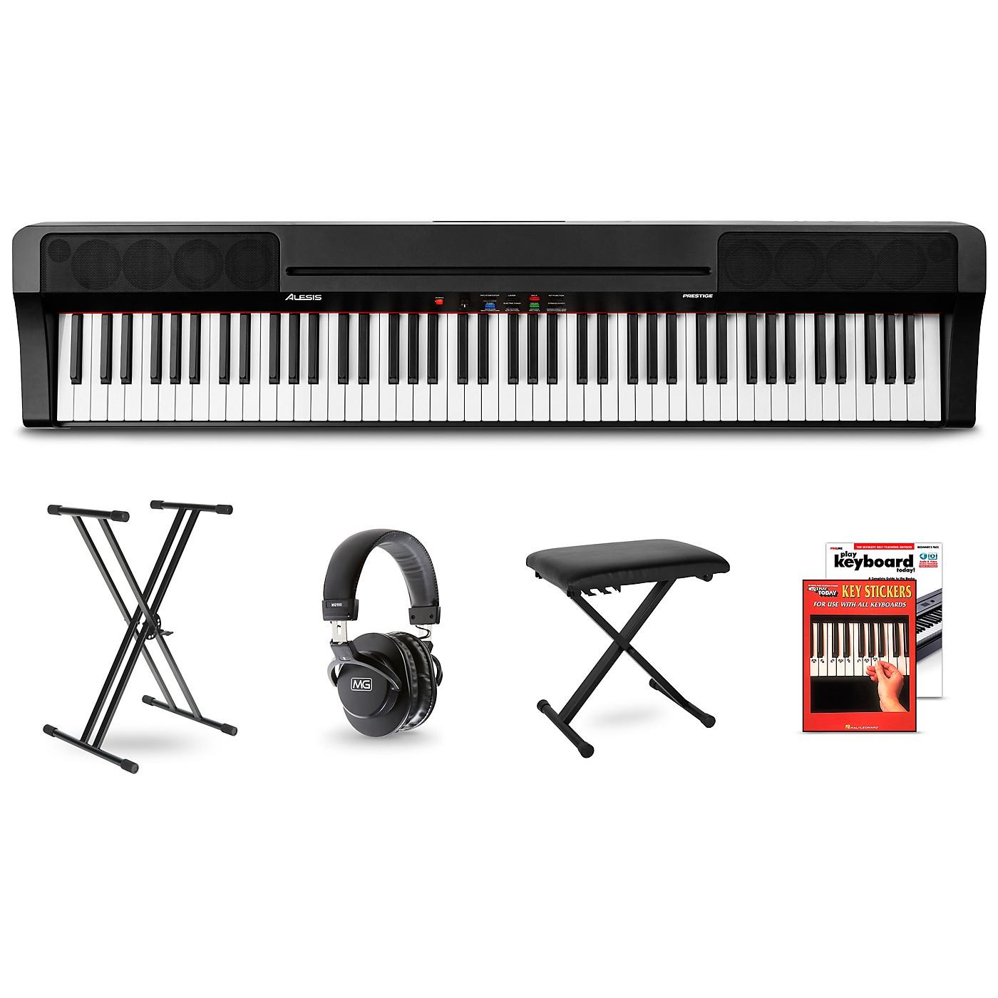 Alesis Prestige 88-Key Digital Piano Package thumbnail