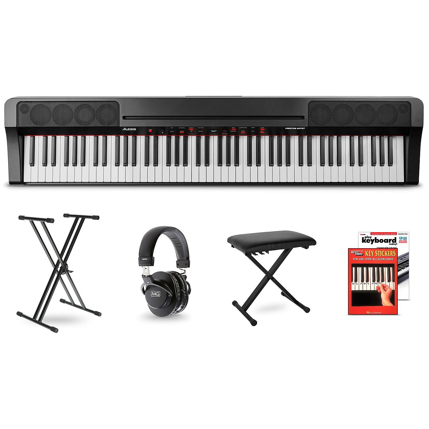 Alesis Prestige Artist 88-Key Digital Piano Package thumbnail