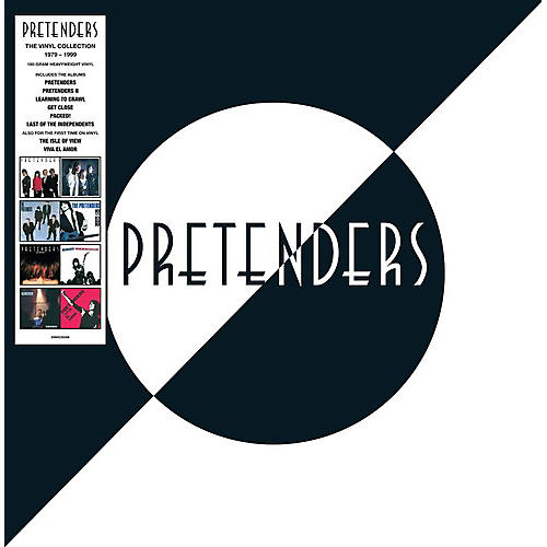 Alliance Pretenders - Pretenders Vinyl Box Set thumbnail