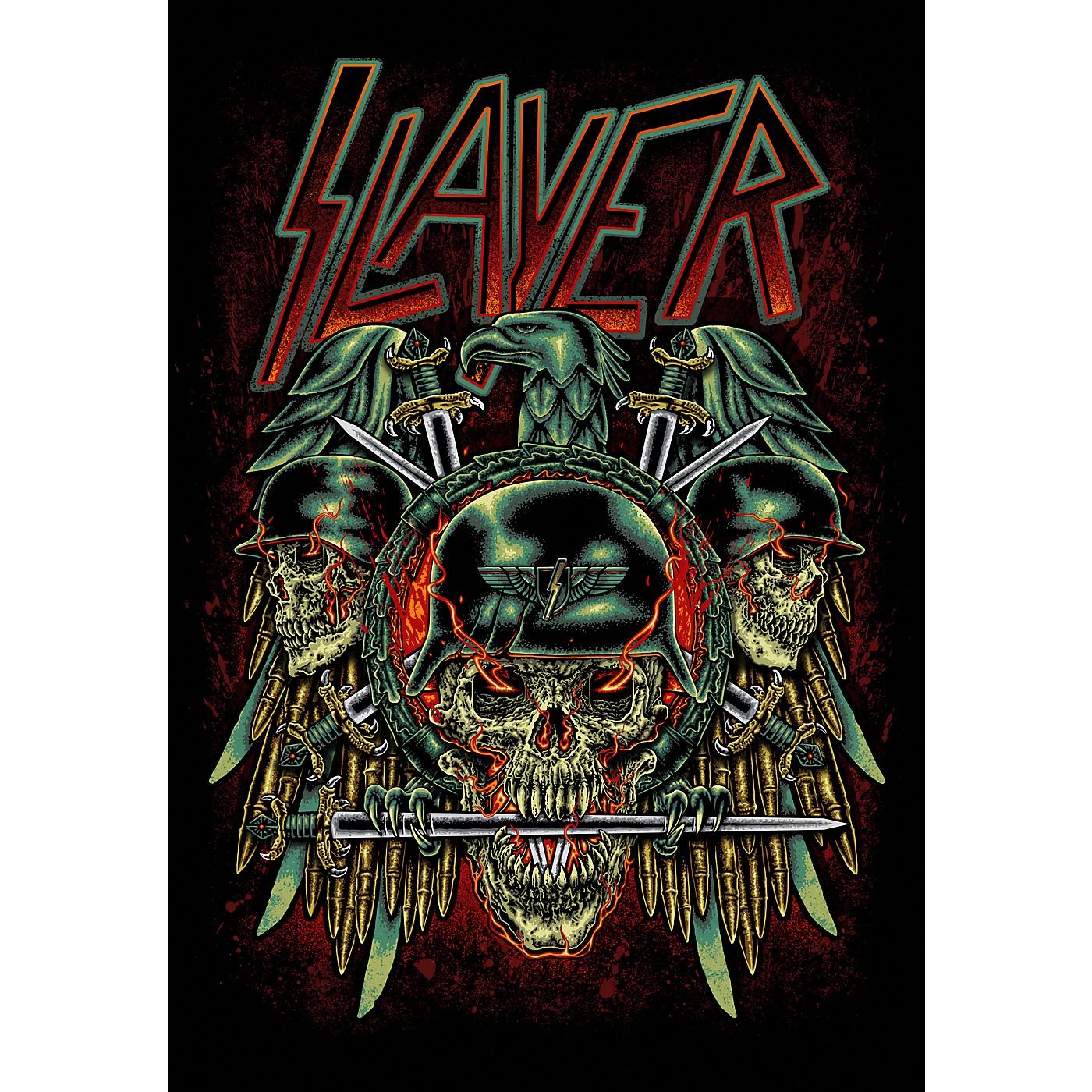 Slayer Prey on Background T-Shirt thumbnail
