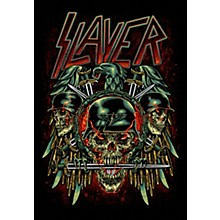 Slayer Prey on Background T-Shirt
