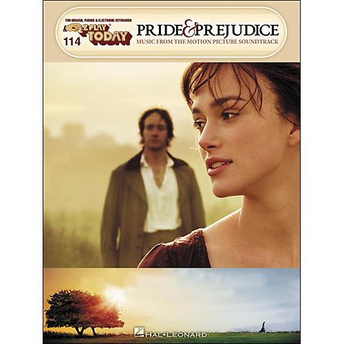 Hal Leonard Pride And Prejudice E-Z play 114-thumbnail