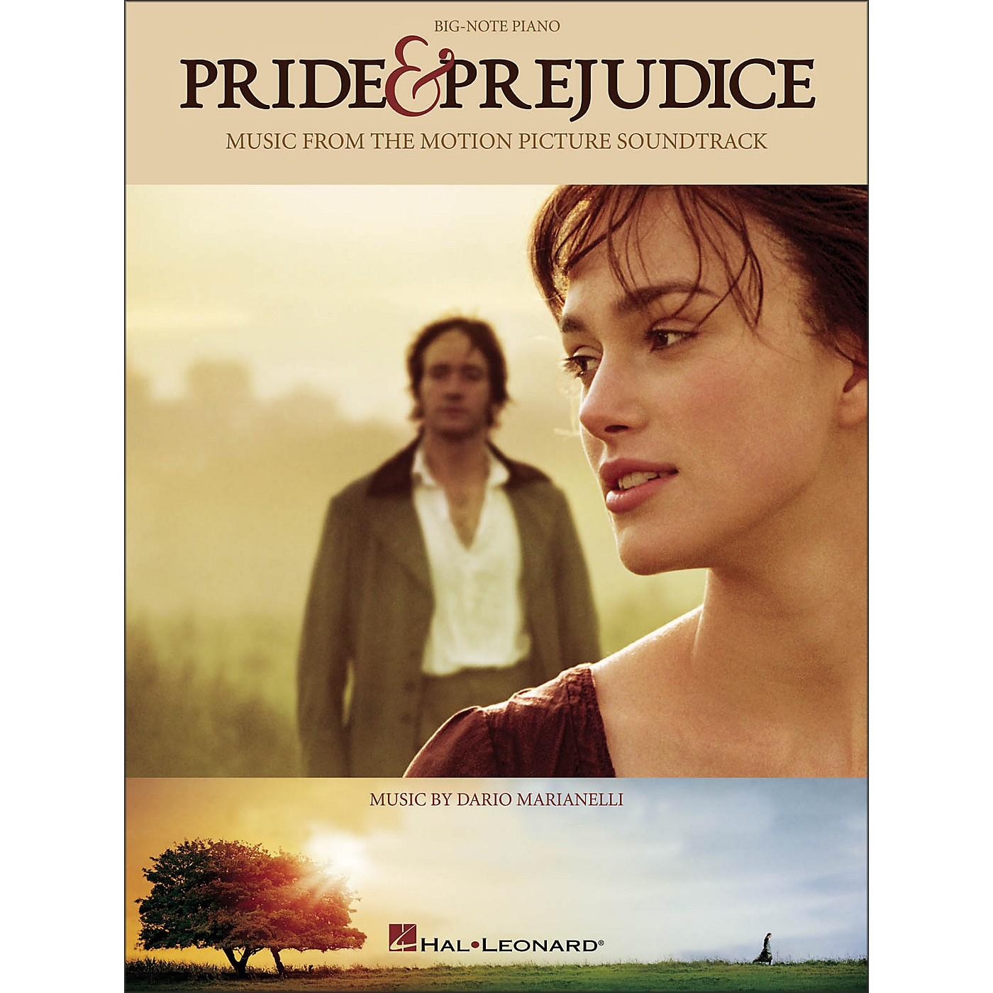 Hal Leonard Pride & Prejudice for Big Note Piano thumbnail