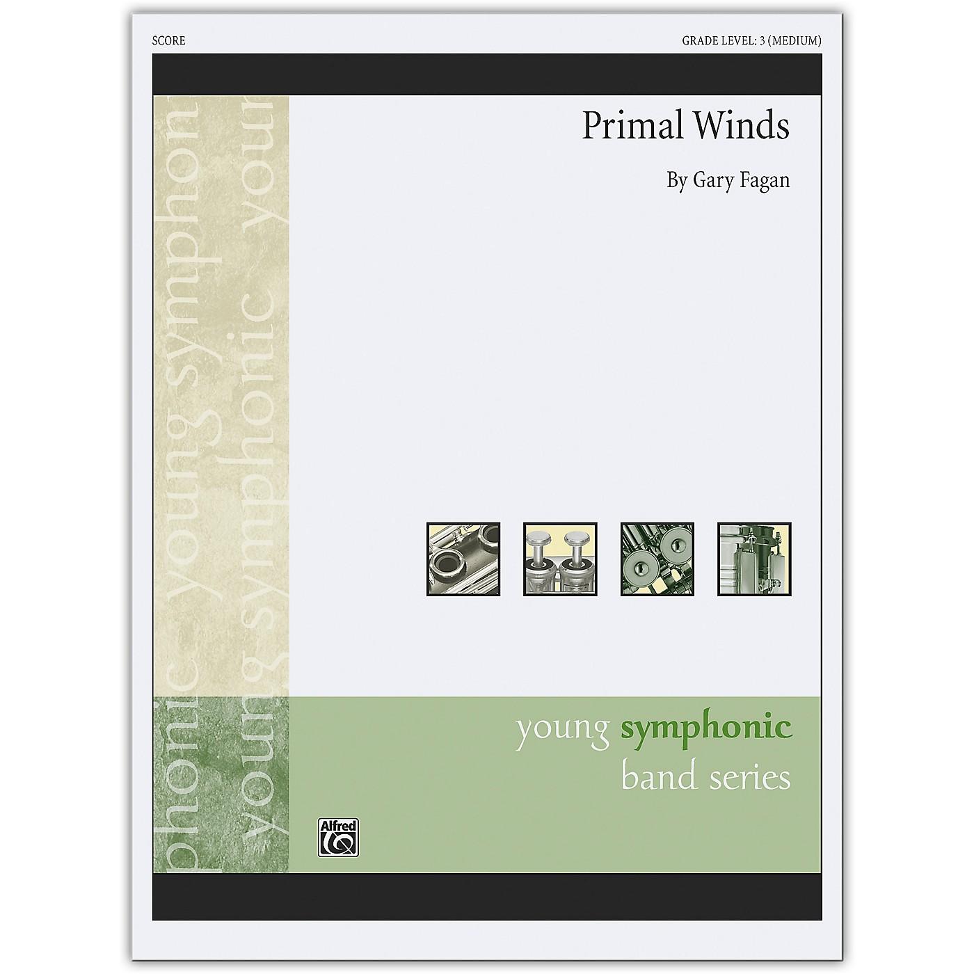 Alfred Primal Winds Conductor Score 3 (Medium) thumbnail