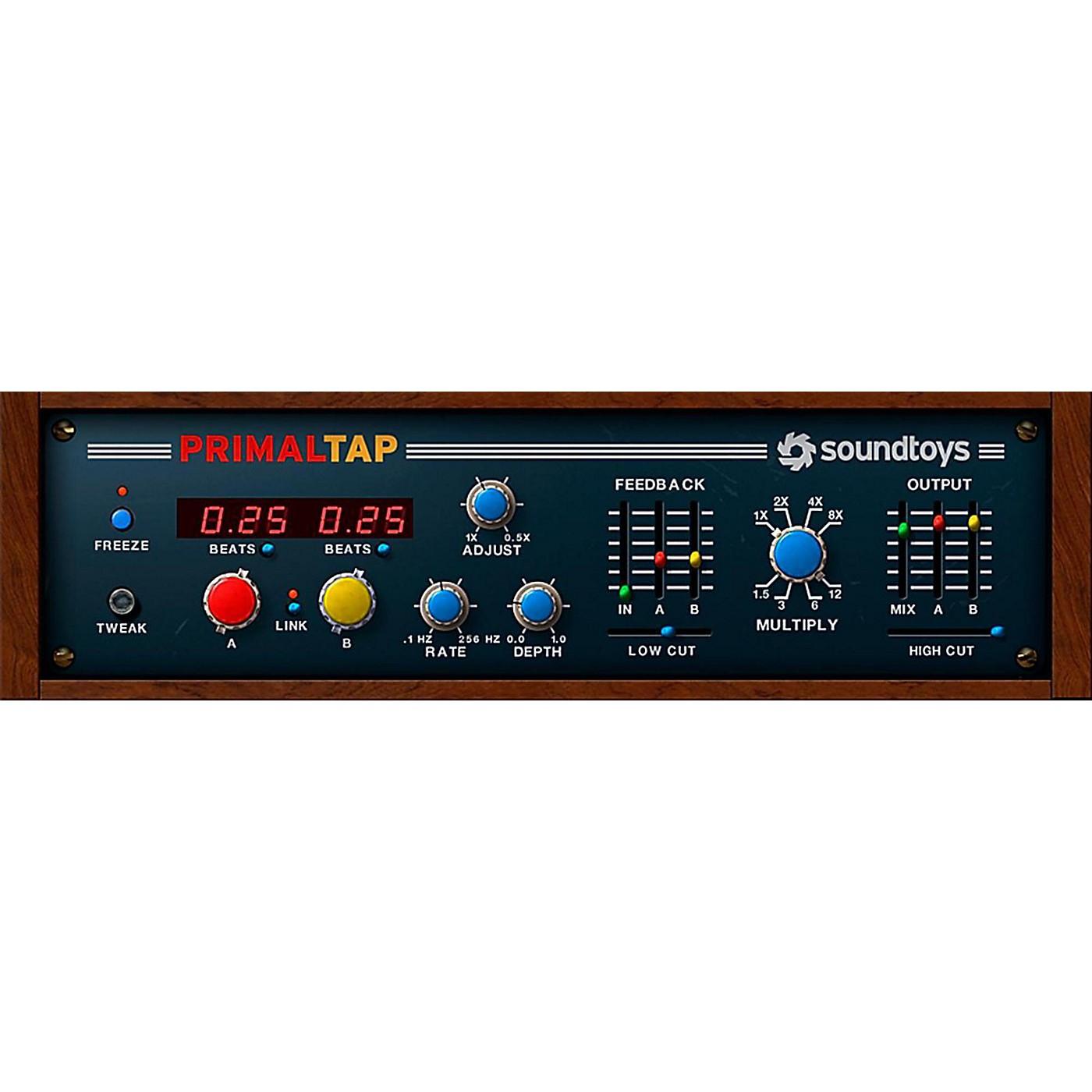 Soundtoys PrimalTap 5 Software Download thumbnail