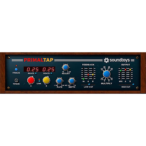 Soundtoys PrimalTap 5 Software Download thumbnail
