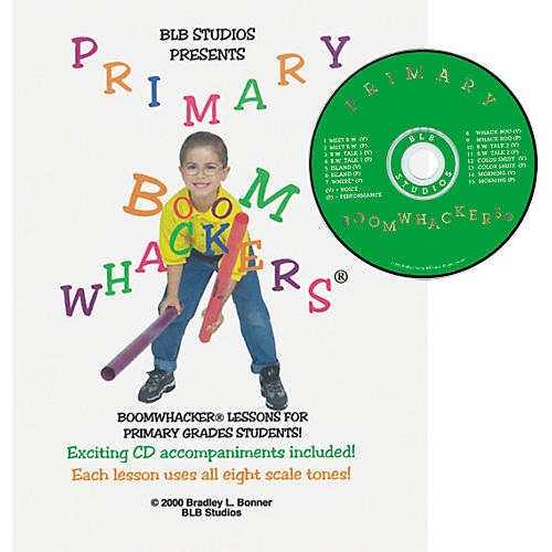 Rhythm Band Primary Boomwhackers Book/CD thumbnail
