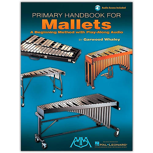 Meredith Music Primary Handbook For Mallets (Book/Online Audio) thumbnail