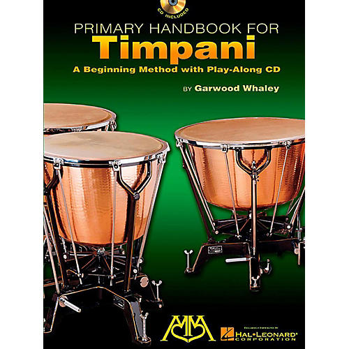 Meredith Music Primary Handbook For Timpani Book/CD thumbnail
