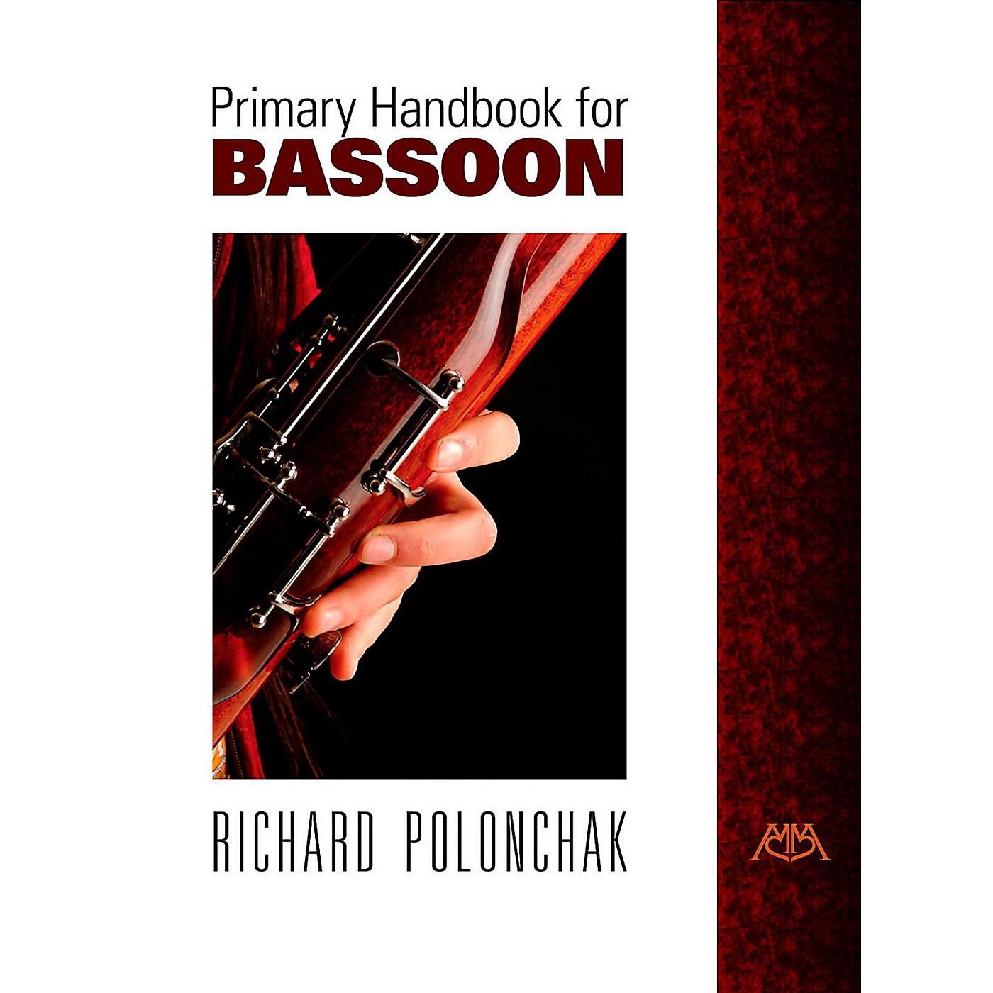 Meredith Music Primary Handbook for Bassoon thumbnail