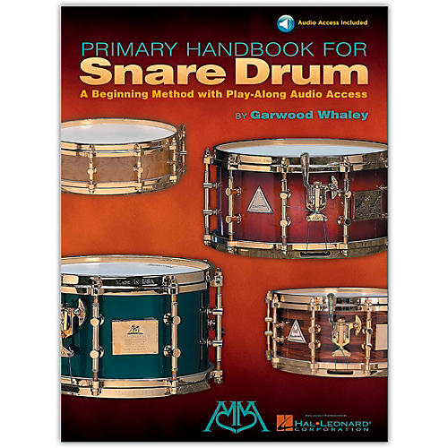 Hal Leonard Primary Handbook for Snare Drum (Book/Online Audio) thumbnail