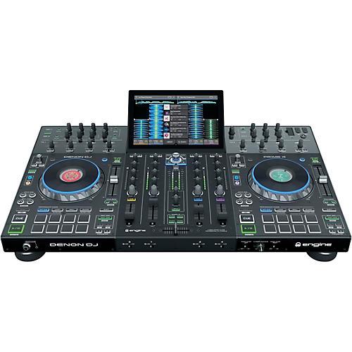 Denon Prime 4 Professional 4-Channel DJ Controller thumbnail