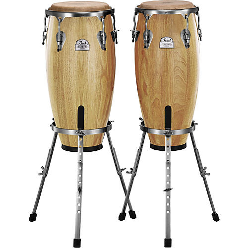 Pearl Primero Conga Set with Basket Stands thumbnail