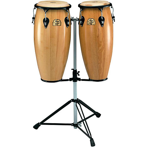 Pearl Primero Conga Set with Twin Stand-thumbnail