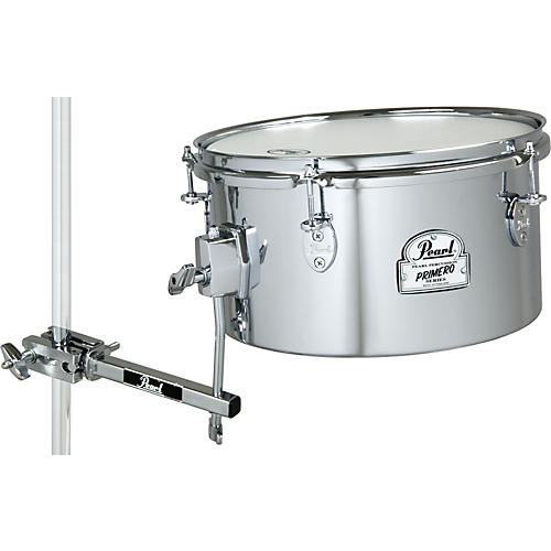 Pearl Primero Steel Timbale with Mounting Clamp thumbnail