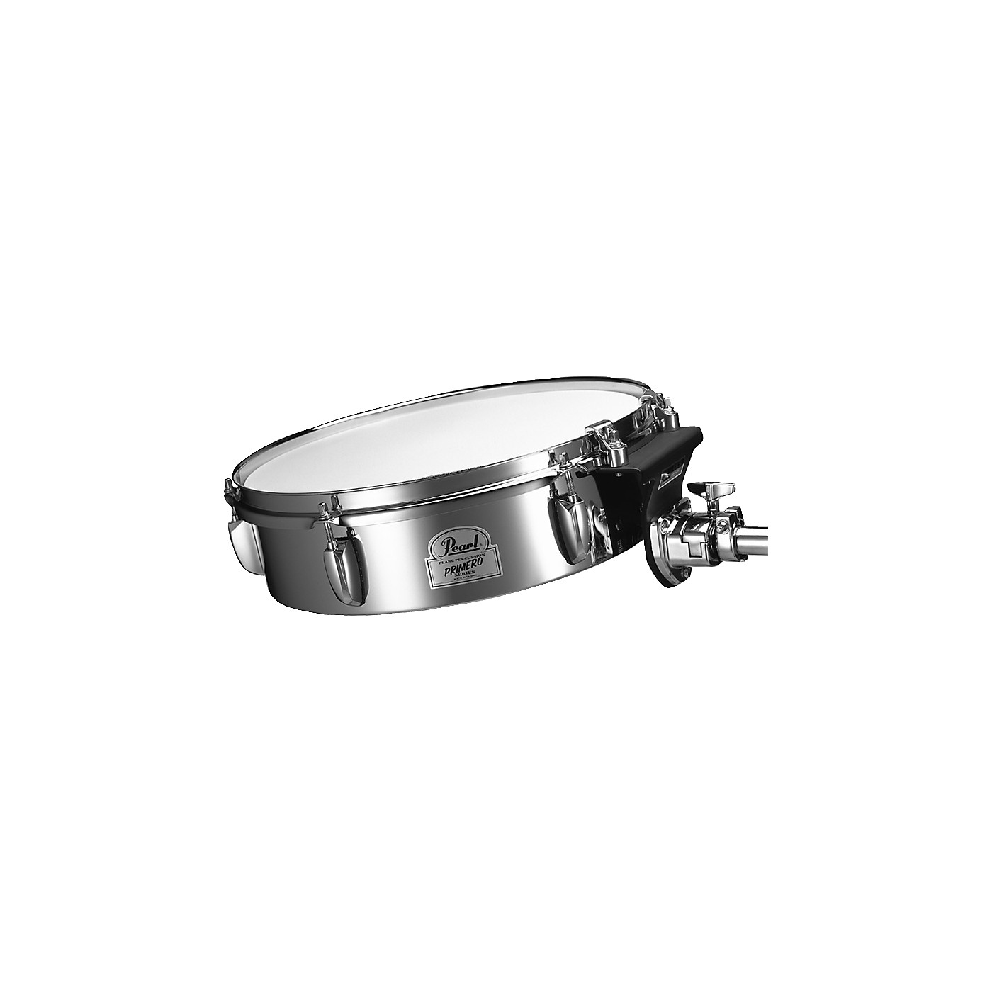 Pearl Primero Steel Timbale with Tom Mount thumbnail