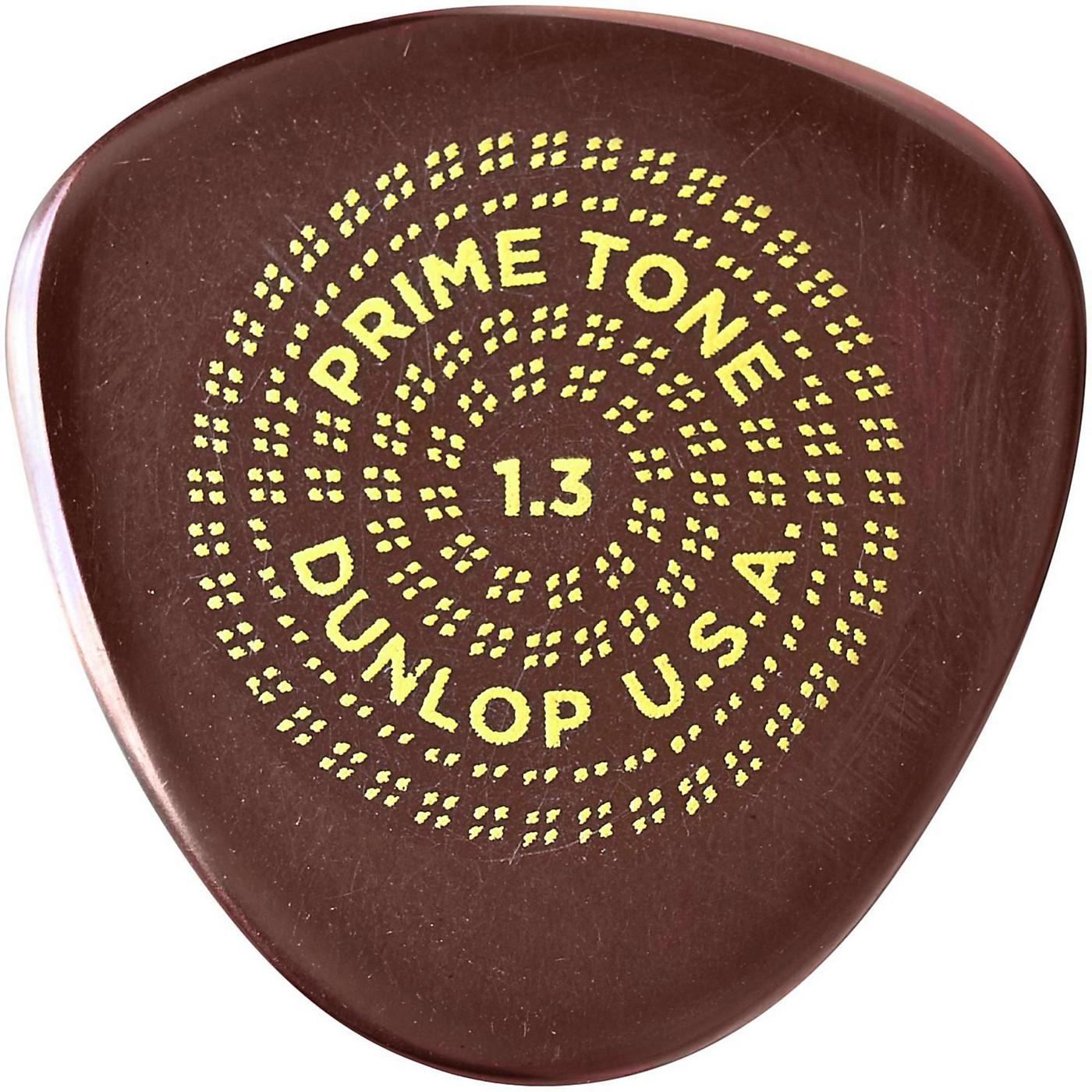 Dunlop Primetone Semi-Round Sculpted Plectra 3-Pack thumbnail