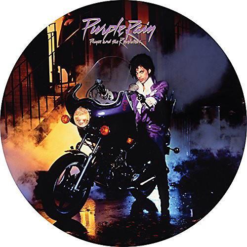 Alliance Prince - Purple Rain (Picture Disc) thumbnail