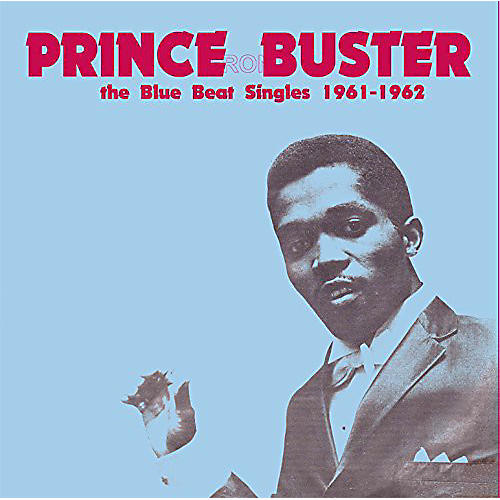 Alliance Prince Buster - Blue Beat Singles 1961-62 thumbnail