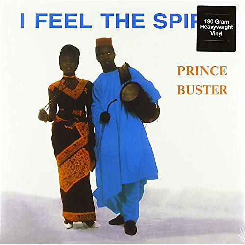 Alliance Prince Buster - I Feel The Spirit thumbnail