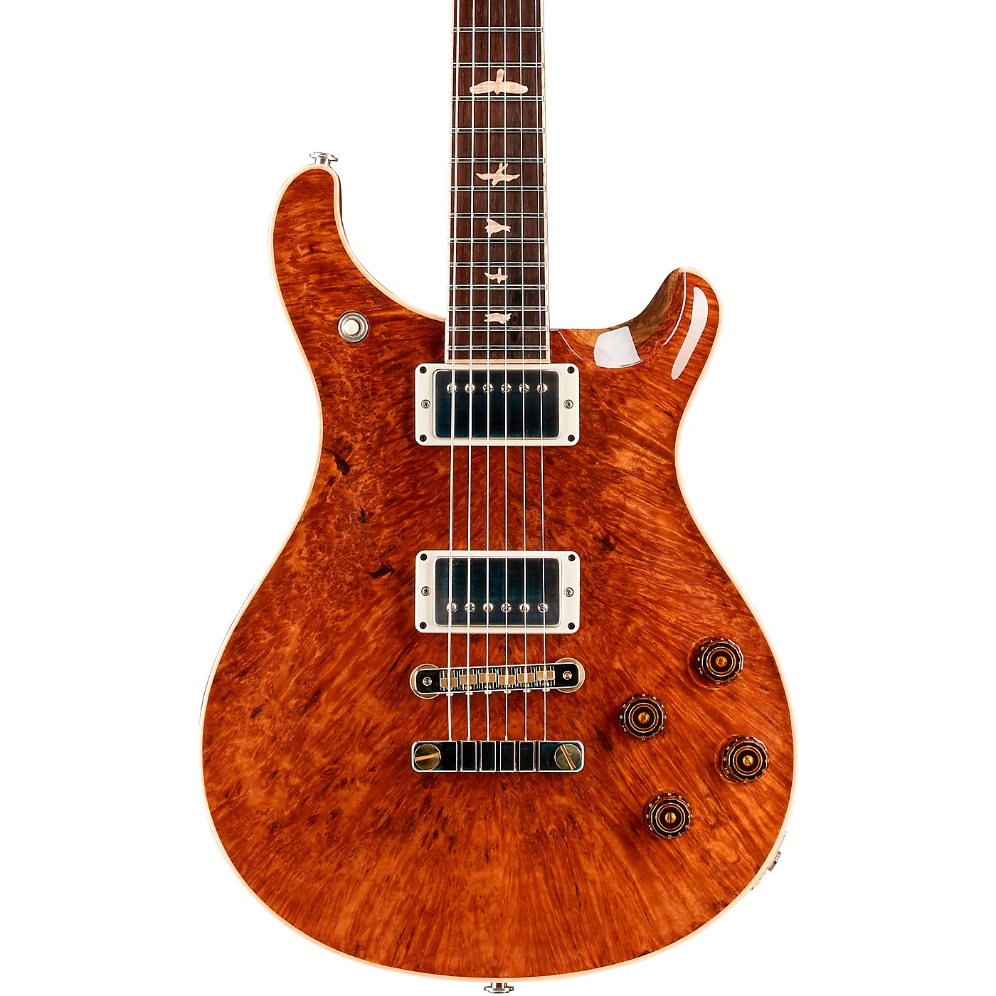 PRS Private Stock McCarty 594 with Redwood Burl Top, Black Limba Back and Brazillian Rosewood Neck Electric Guitar thumbnail