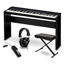Casio Privia PX-160BK Digital Piano Package