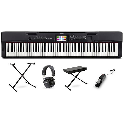 Casio Privia PX-360 Digital Piano Package thumbnail