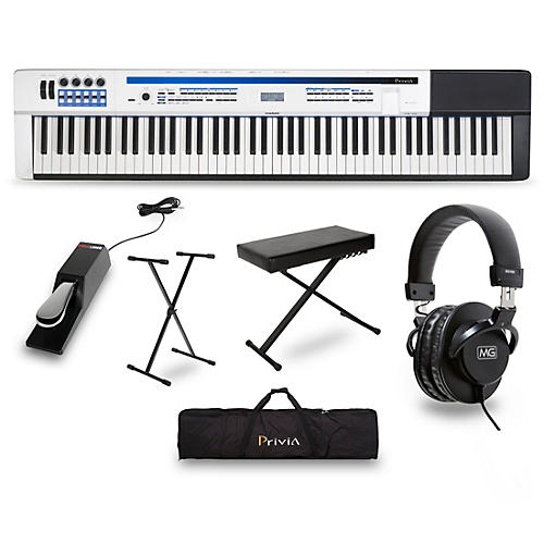 Casio Privia PX-5S Pro Stage Piano Package thumbnail