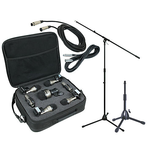 CAD Pro-7 Drum Mic Package-thumbnail
