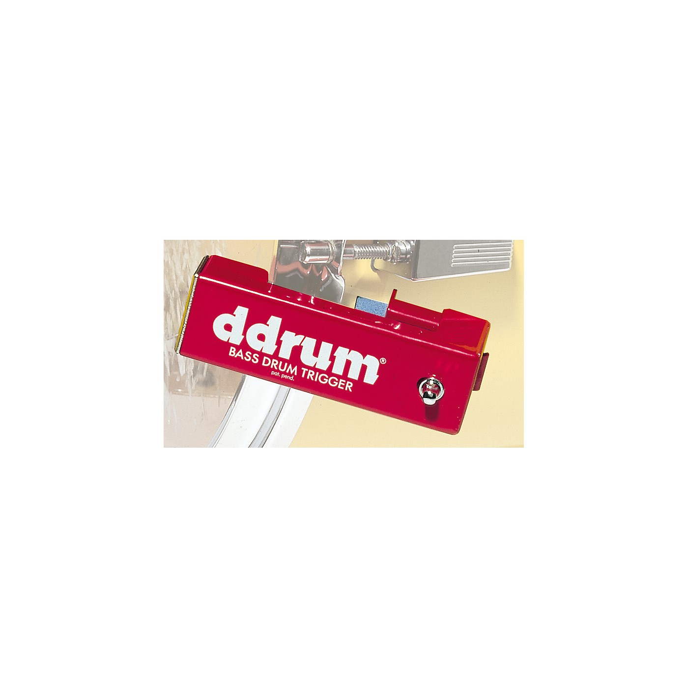 ddrum Pro Acoustic Bass Drum Trigger thumbnail