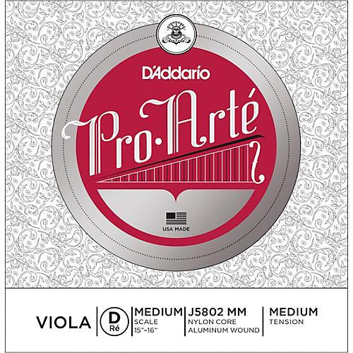 D'Addario Pro-Art Series Viola D String thumbnail