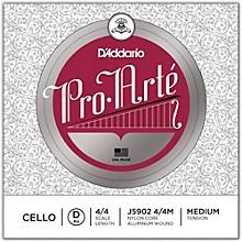 D'Addario Pro-Arte Series Cello D String