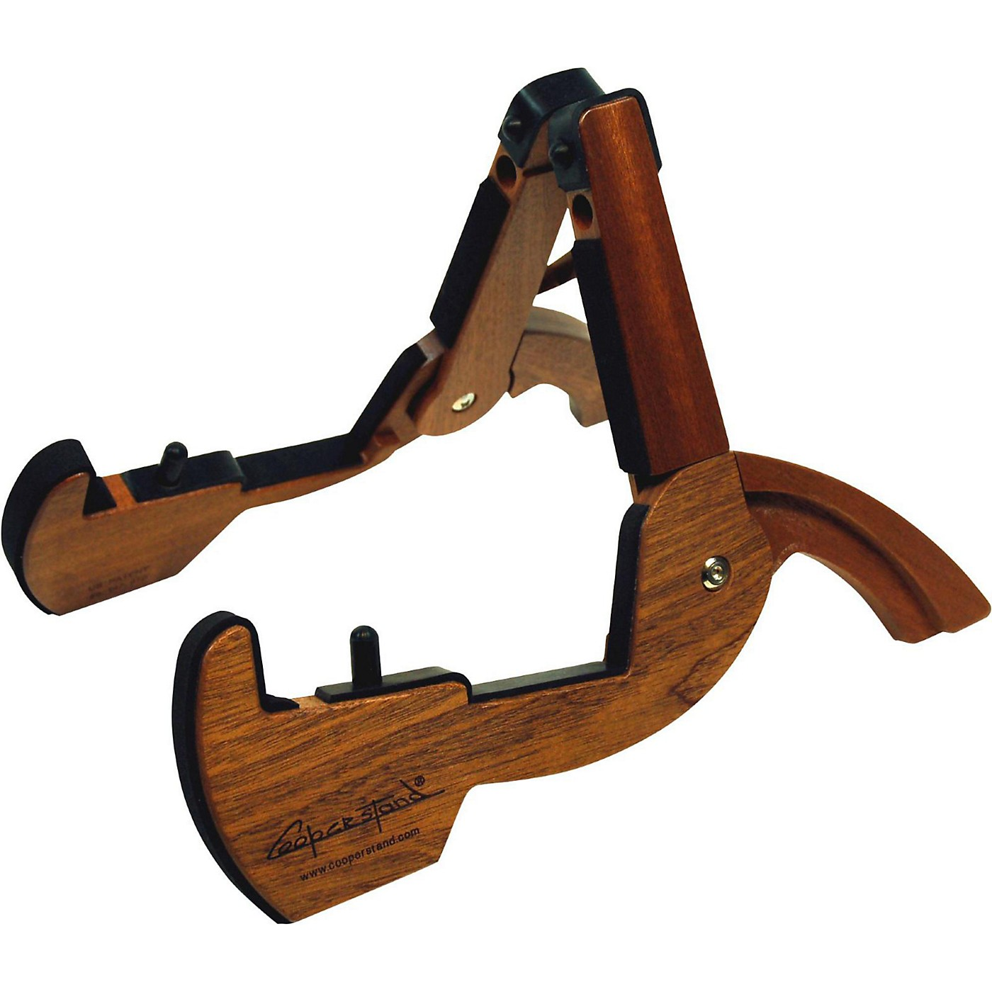 Cooperstand Pro-B Sapele Banjo Stand thumbnail