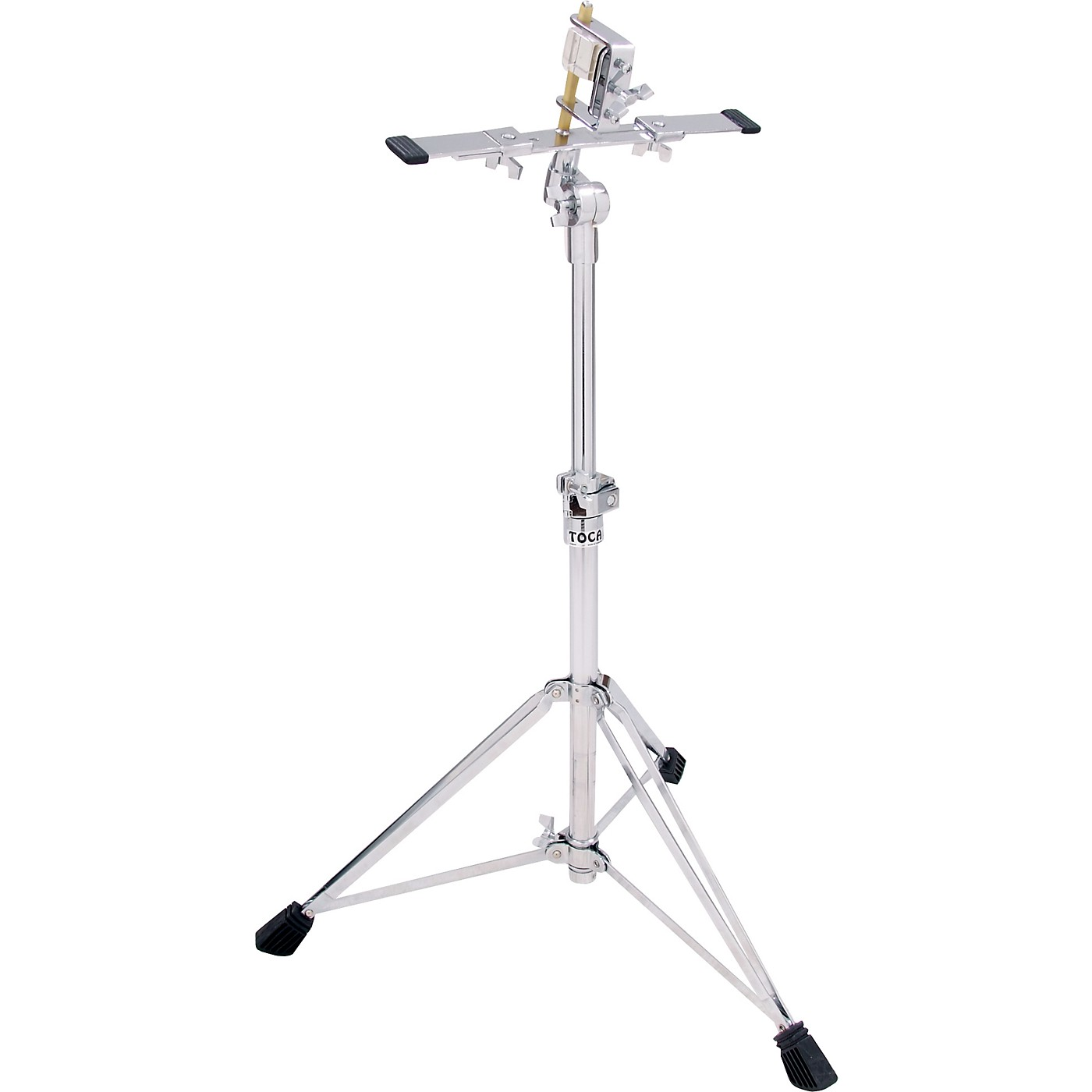Toca Pro Bongo Stand with Adjustable Stabilizing Bars thumbnail