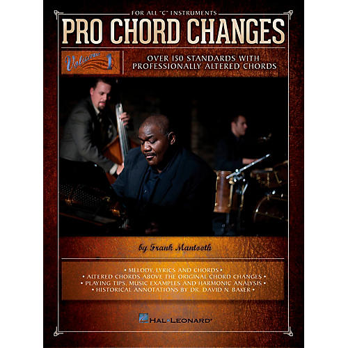 Hal Leonard Pro Chord Changes - Volume 1-thumbnail