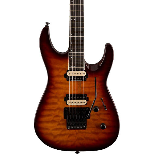 Jackson Pro Dinky DK2Q Electric Guitar thumbnail