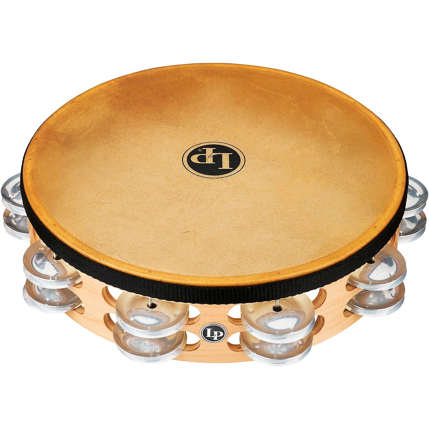 LP Pro Double Row Headed Tambourine thumbnail