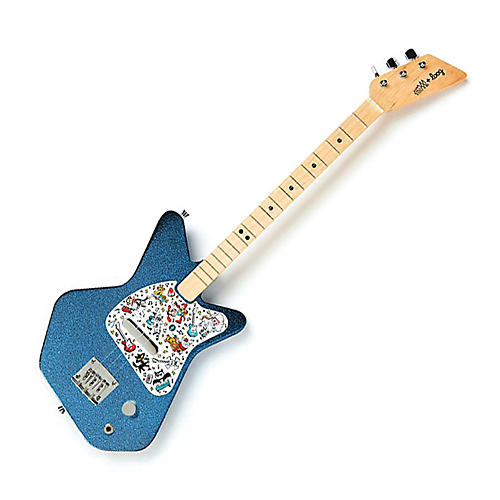 Loog Guitars Pro Electric Guitar for Kids Paul Frank Edition thumbnail
