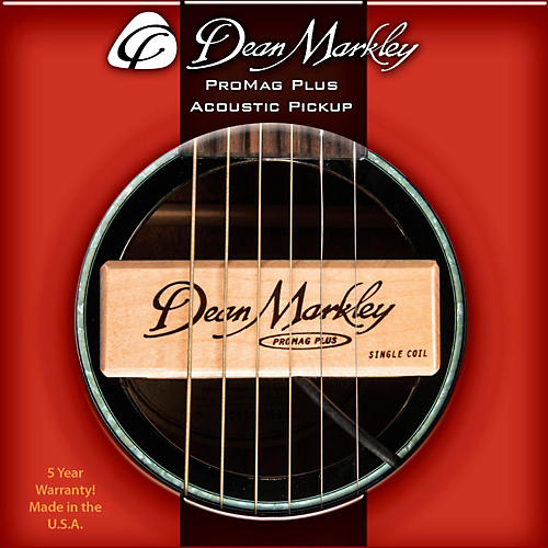 Dean Markley Pro Mag SC-1 Acoustic Guitar Pickup thumbnail