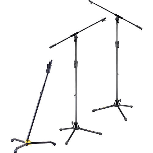 Hercules Stands Pro Mic Stand 3 Pack thumbnail