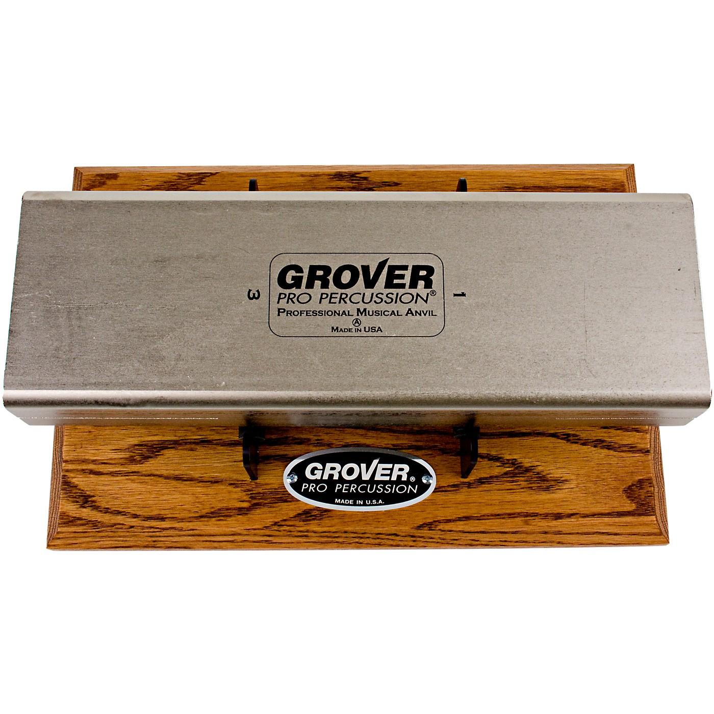 Grover Pro Pro Musical Anvil thumbnail