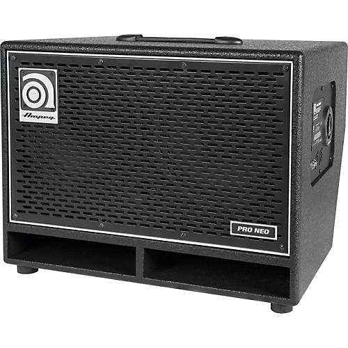 Ampeg Pro Neo Series PN-210HLF 550W 2x10 Bass Speaker Cabinet thumbnail