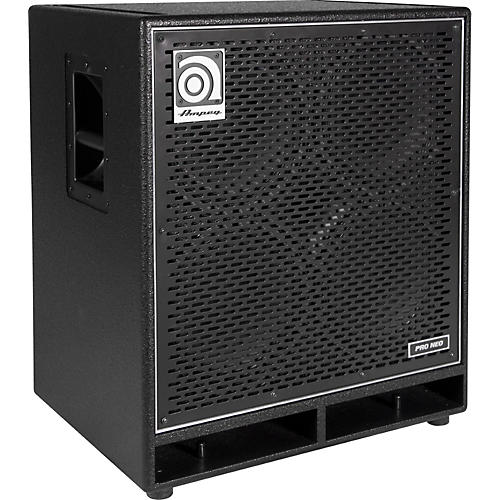 Ampeg Pro Neo Series PN-410HLF 850W 4x10 Bass Speaker Cabinet-thumbnail