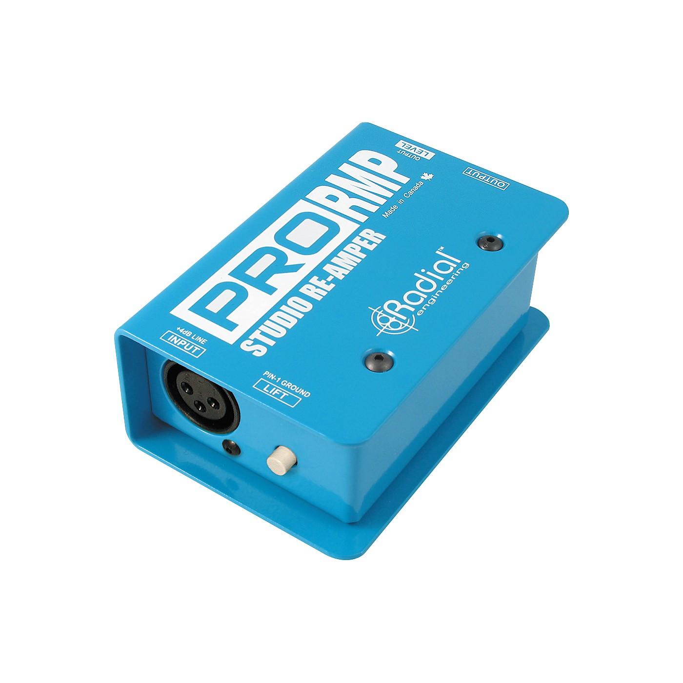 Radial Engineering Pro RMP Passive Reamping Direct Box thumbnail