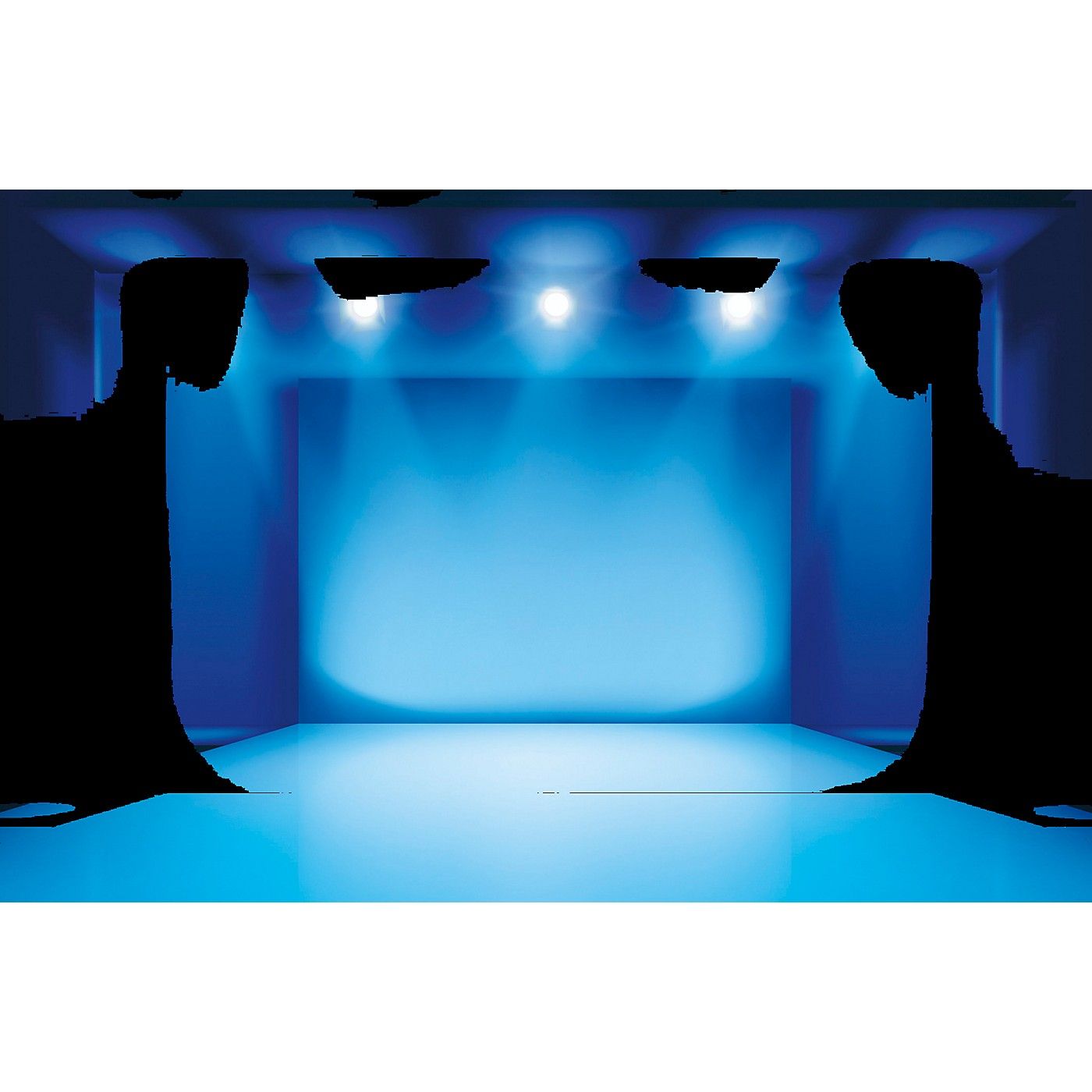 Black Label Pro RaysGF 5 gal. Professional Light Density, Camera-Friendly, Glycerin-Free Fog Fluid thumbnail