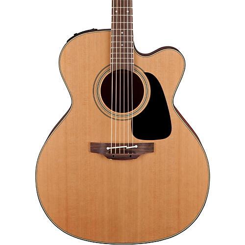 Takamine Pro Series 1 Jumbo Cutaway Acoustic-Electric Guitar thumbnail